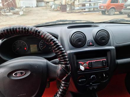 ВАЗ (Lada) 2190 (седан) 2014 года за 2 100 000 тг. в Уральск – фото 3
