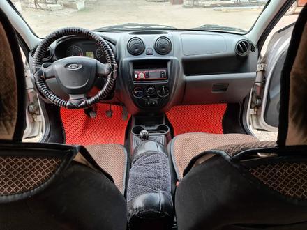 ВАЗ (Lada) 2190 (седан) 2014 года за 2 100 000 тг. в Уральск – фото 5