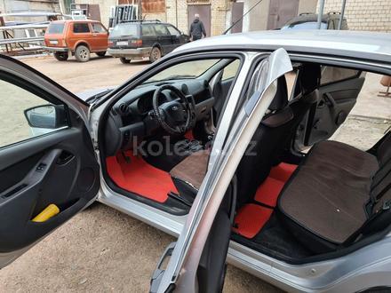 ВАЗ (Lada) 2190 (седан) 2014 года за 2 100 000 тг. в Уральск – фото 6