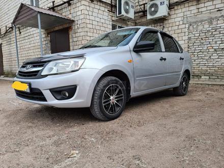 ВАЗ (Lada) 2190 (седан) 2014 года за 2 100 000 тг. в Уральск – фото 7