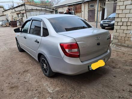 ВАЗ (Lada) 2190 (седан) 2014 года за 2 100 000 тг. в Уральск – фото 9