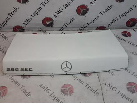 Крышка багажника на Mercedes-Benz w126 SEC за 56 080 тг. в Владивосток