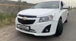 Chevrolet Cruze 2013 года за 3 300 000 тг. в Алматы