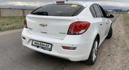 Chevrolet Cruze 2013 года за 3 300 000 тг. в Алматы – фото 3