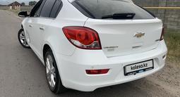 Chevrolet Cruze 2013 года за 3 300 000 тг. в Алматы – фото 4