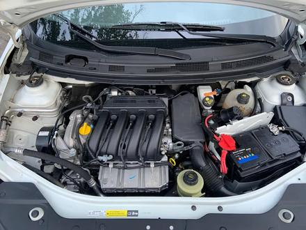 Nissan Almera 2018 года за 4 500 000 тг. в Алматы – фото 7