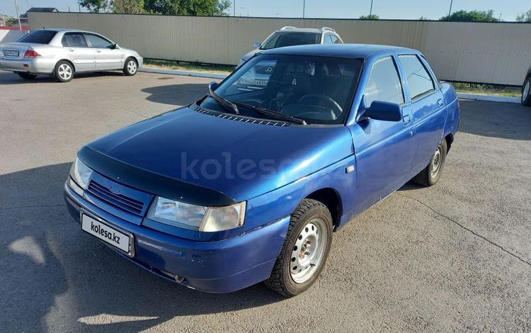 ВАЗ (Lada) 2110 (седан) 2003 года за 400 000 тг. в Рудный