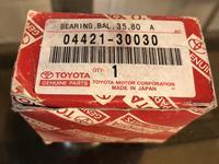 Оригинальный подшипник ступицы Toyota за 15 000 тг. в Алматы