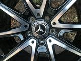 Оригинальные диски AMG R20 на Mercedes W222 S-Classe Мерседес за 650 000 тг. в Алматы – фото 2