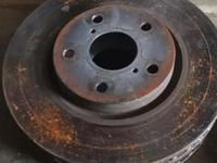 Тормозные диски lexus gs 300 s160 за 444 тг. в Алматы