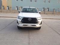 Toyota Hilux 2021 года за 23 800 000 тг. в Актау