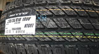 255/55r18 Nitto Grappler H/T Япония, новые, свежий завоз за 42 500 тг. в Алматы