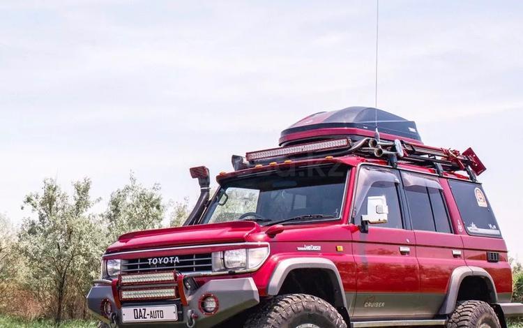Toyota Land Cruiser Prado 1996 года за 8 100 000 тг. в Алматы