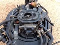 Моновпрыск на Ауди 80 б3 Audi 80 b3 1.8 за 35 000 тг. в Семей
