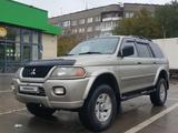Mitsubishi Montero Sport 2002 года за 4 190 000 тг. в Усть-Каменогорск