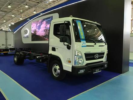 Hyundai  Mighty EX8 2021 года за 16 687 000 тг. в Алматы – фото 3
