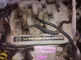 Контрактный двигатель mazda mpv GY за 180 000 тг. в Темиртау