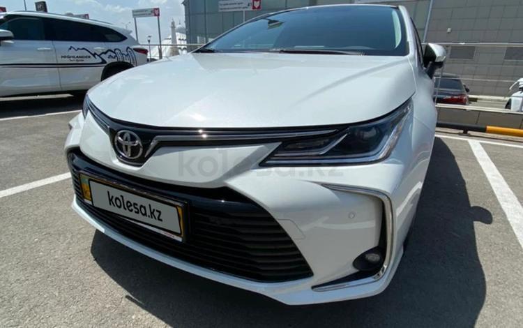Toyota Corolla 2021 года за 9 600 000 тг. в Шымкент