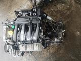 Двигатель на Lada Largus Renault 1.6 K4M K7M 16 клапанный… за 280 000 тг. в Кызылорда
