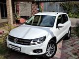 Volkswagen Tiguan 2014 года за 7 200 000 тг. в Алматы