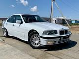 BMW 320 1992 года за 1 350 000 тг. в Атырау – фото 3
