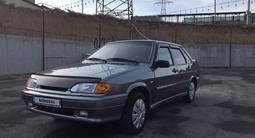 ВАЗ (Lada) 2115 (седан) 2012 года за 1 700 000 тг. в Шымкент – фото 3