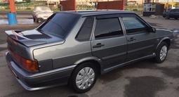 ВАЗ (Lada) 2115 (седан) 2012 года за 1 700 000 тг. в Шымкент – фото 4