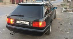 Audi 100 1992 года за 3 000 000 тг. в Алматы – фото 3