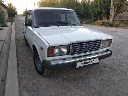 ВАЗ (Lada) 2107 2012 года за 1 380 000 тг. в Шымкент