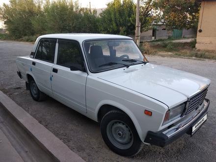 ВАЗ (Lada) 2107 2012 года за 1 380 000 тг. в Шымкент – фото 2