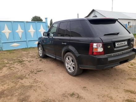 Land Rover Range Rover Sport 2006 года за 5 300 000 тг. в Павлодар – фото 8
