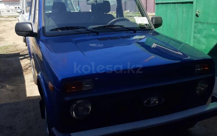 ВАЗ (Lada) 2121 Нива 2020 года за 4 850 000 тг. в Кокшетау