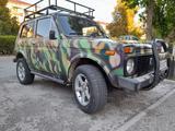 ВАЗ (Lada) 2121 Нива 1990 года за 1 200 000 тг. в Туркестан – фото 4