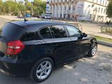 BMW 116 2010 года за 4 100 000 тг. в Тараз – фото 4