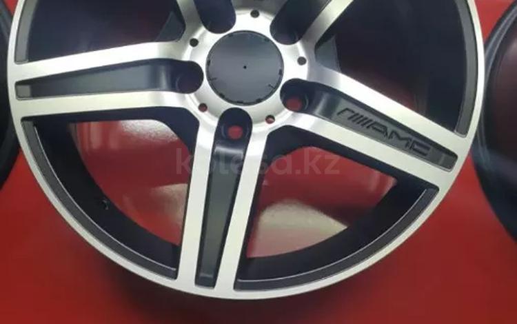 Комплект новых дисков r16 5*112 Mercedes за 110 000 тг. в Алматы