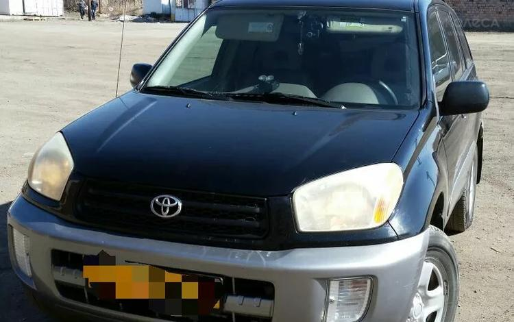 Toyota RAV 4 2003 года за 3 900 000 тг. в Караганда