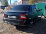 ВАЗ (Lada) 2170 (седан) 2008 года за 900 000 тг. в Актобе – фото 4