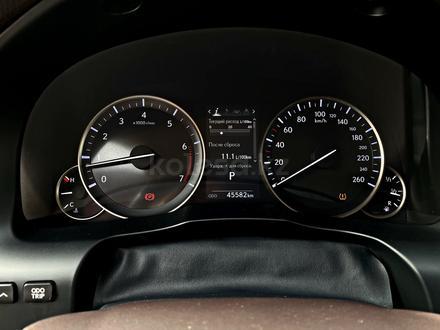 Lexus ES 250 2016 года за 15 700 000 тг. в Алматы – фото 8