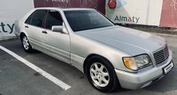 Mercedes-Benz S 600 1998 года за 4 200 000 тг. в Алматы – фото 4