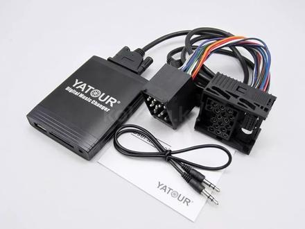 Yatour M-06 — USB Aux Адаптер для штатных магнитол за 20 000 тг. в Алматы – фото 2