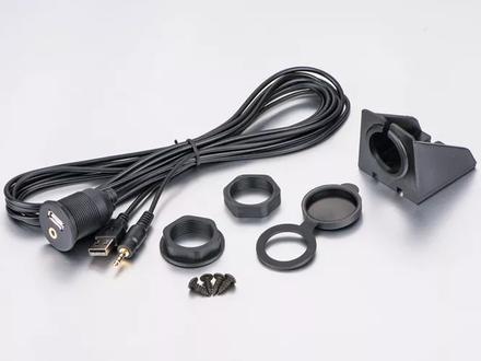 Yatour M-06 — USB Aux Адаптер для штатных магнитол за 20 000 тг. в Алматы – фото 15