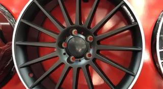 Комплект новых дисков r18 5*112 Mercedes за 160 000 тг. в Кызылорда