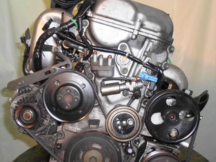 Двигатель на Suzuki Ignis. Двигатель на Сузуки Игнис за 101 010 тг. в Алматы