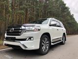 Toyota Land Cruiser 2017 года за 29 500 000 тг. в Петропавловск