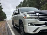 Toyota Land Cruiser 2017 года за 29 500 000 тг. в Петропавловск – фото 4