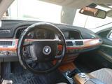 BMW 735 2002 года за 3 000 000 тг. в Шымкент – фото 4