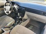 Chevrolet Lacetti 2011 года за 2 800 000 тг. в Аксай – фото 4