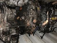 Двигателя на Субару 2, 0; 2, 5 2х и 4х… за 200 000 тг. в Алматы