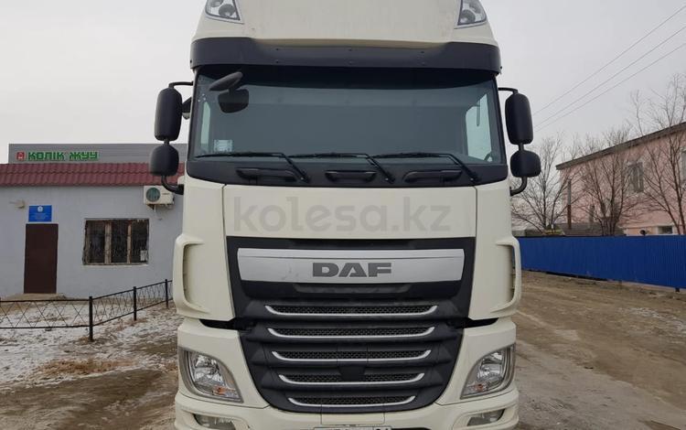 DAF  106/460 2014 года за 15 600 000 тг. в Атырау