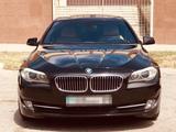 BMW 528 2012 года за 6 800 000 тг. в Тараз